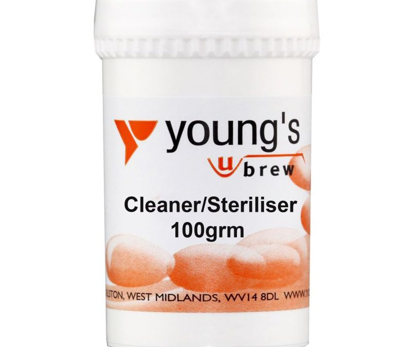 Youngs Cleaner/Steriliser