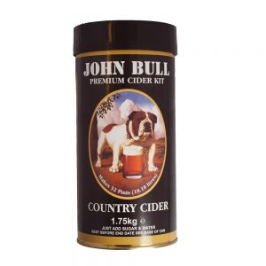 John Bull Country Cider Kit