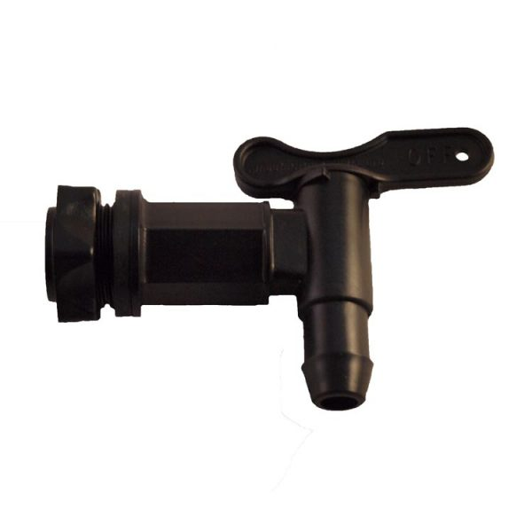 Fermenter Tap With Back Nut