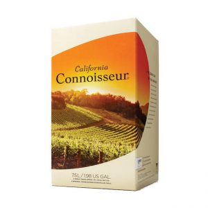 California Connoisseur 30 Bottle Wine Kits