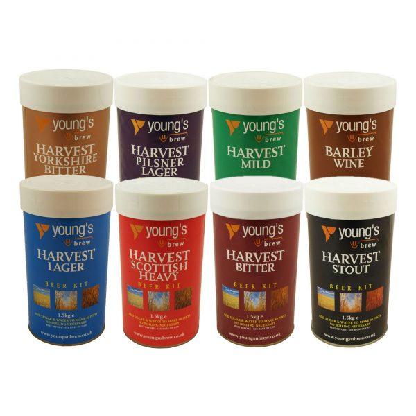 Harvest Beer Kits