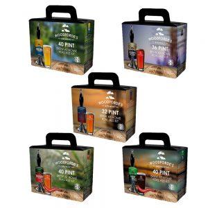 Woodfordes Beer Kits