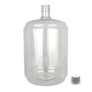 23 Litre PET Carboy With Bung