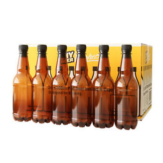 Coopers Plastic Beer Bottles 500ml