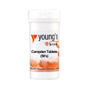 Youngs Campden Tablets 50