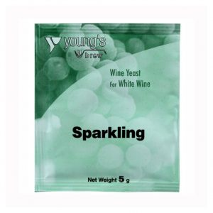Youngs Sparkling Wine Yeast Sachet