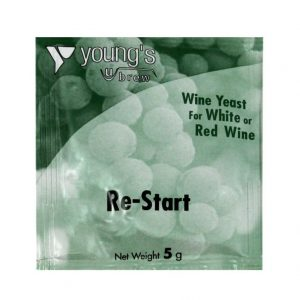 Youngs Re-Start Wine Yeast Sachet