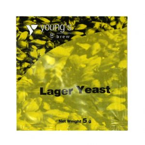 Youngs Lager Yeast Sachet