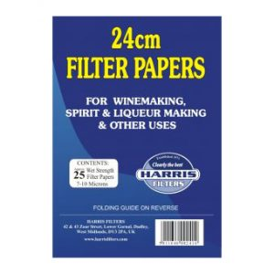 Harris 24cm Filter Papers