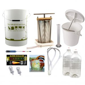 Overt Locke Cider Making Starter Equipment