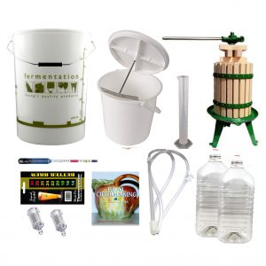 Cider Making Starter Set