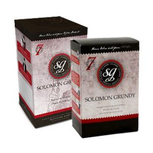 Solomon Grundy Classic Wine Kits Group