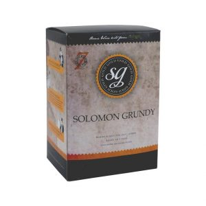 Solomon Grundy Gold Wine Kit 30 Bottle