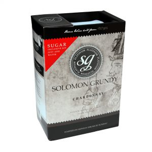 Solomon Grundy Platinum Wine Kit